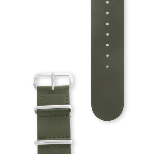 Oxley Green Strap | 22mm - quality watches made affordable by HYPERGRAND