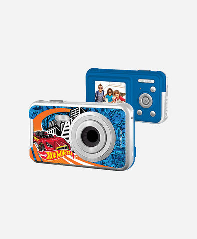 Hot Wheels Digital camera Body only Point & Shoot Camera (Black)