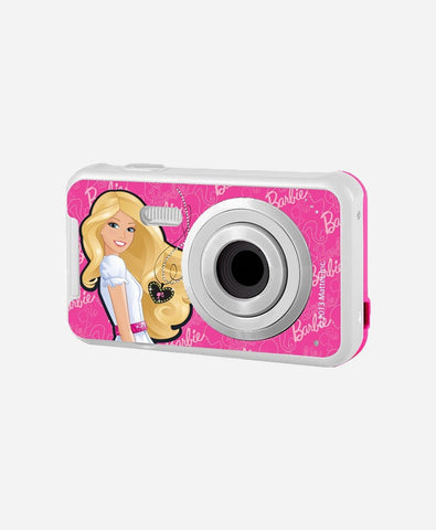Barbie Digital ZVBR-6330 NA Point & Shoot Camera (Pink)