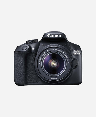 Canon EOS 1300D Kit (EF-S 18 - 55 IS II) DSLR Camera