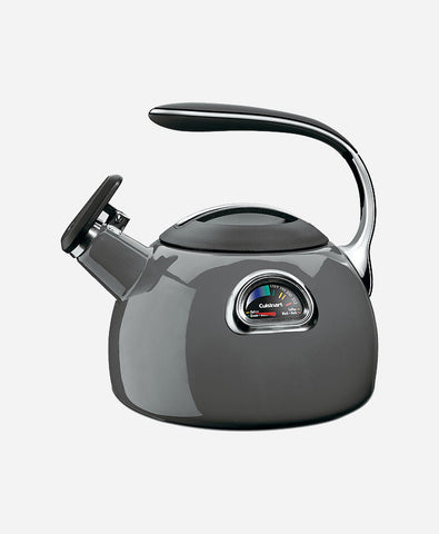 Cuisinart PTK-330GG PerfecTemp Teakettle Graphite Gray