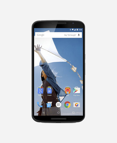 Nexus 6 (Cloud White, 32 GB)