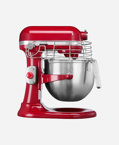 KitchenAid 7 Qt (6.9 L) Professional Series Bowl Lift Stand Mixer (Empire Red)