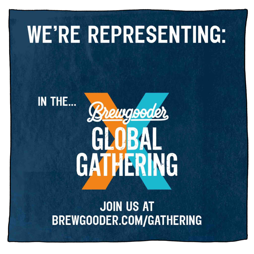 Brewgooder global gathering 2020