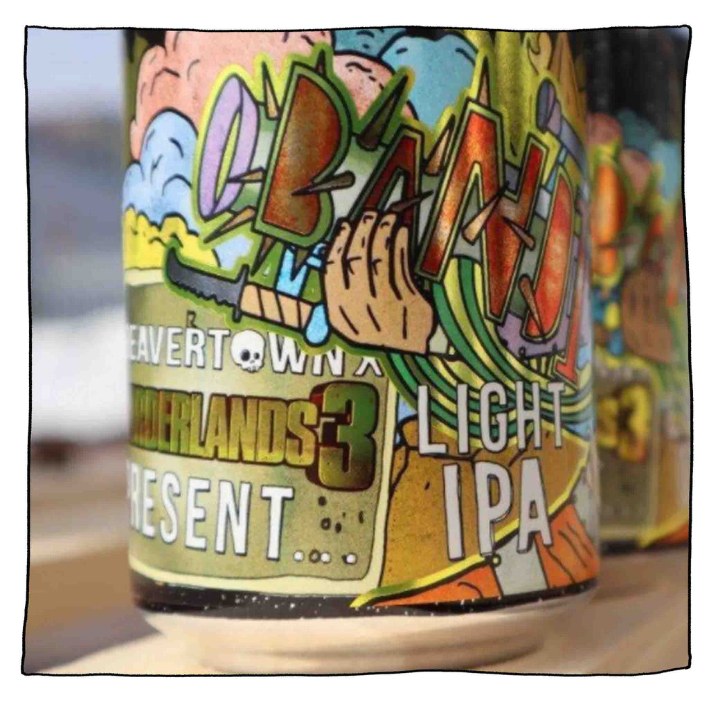 Beavertown x Borderlands 3 Present – Bandit Brew