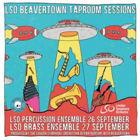 LSO Beavertown Taproom Sessions 27 September