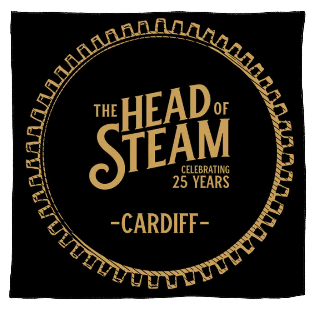 Head Of Steam Cardiff X Intergalactic 8 – MARCH 2020
