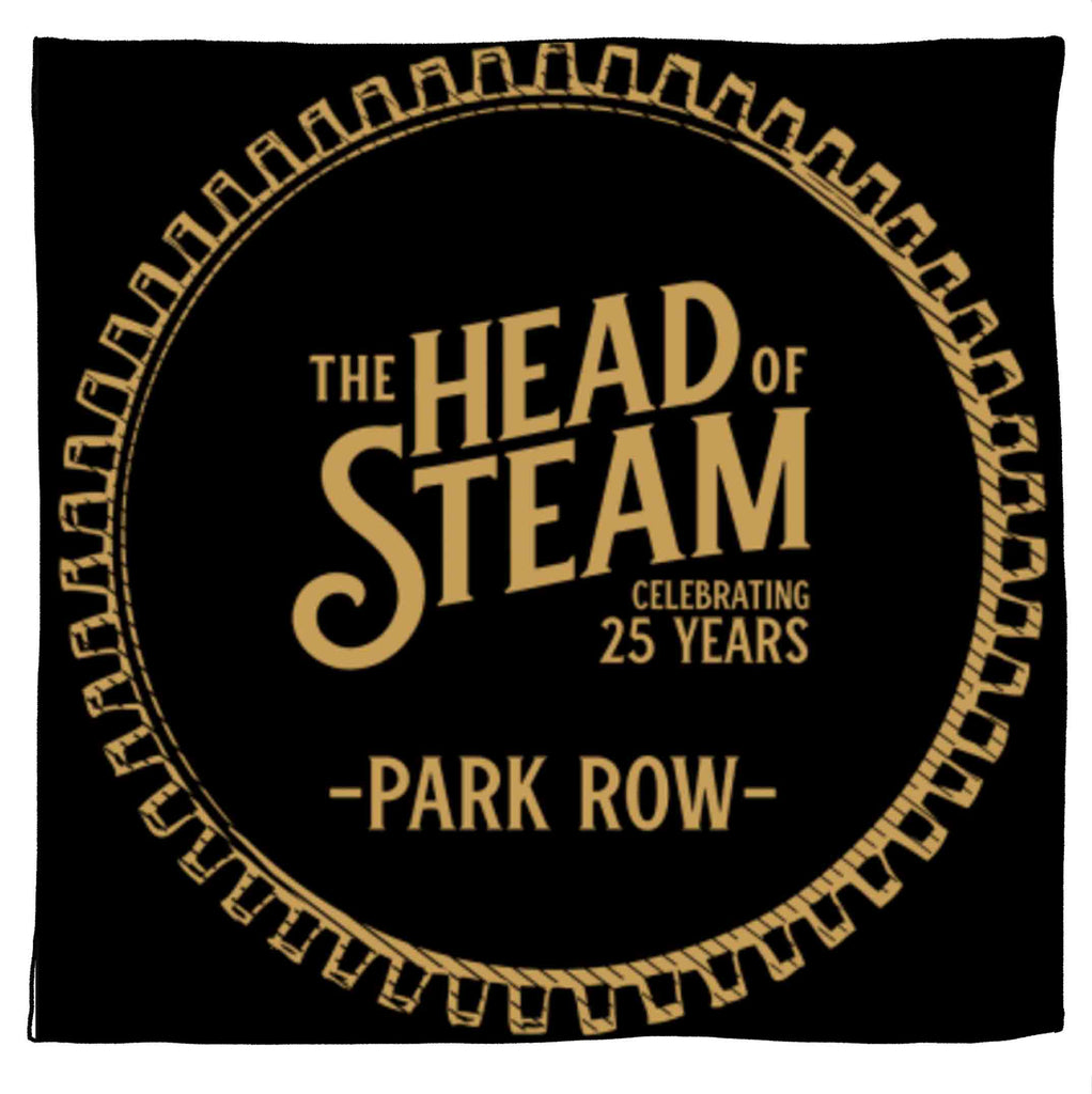 Head OF Steam Park Row X Intergalactic 8 – March 2020
