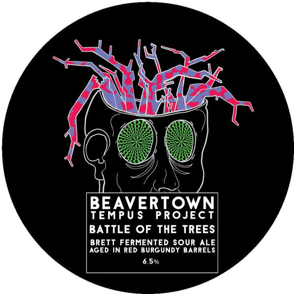 Battle 375ml Bottle - Beavertown