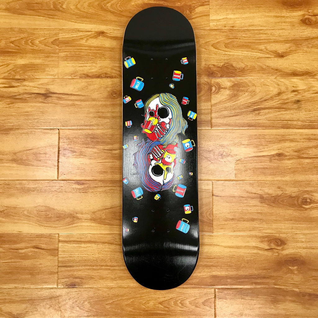 Beavertown x Lovenskate x Vague  - Tea Time Deck