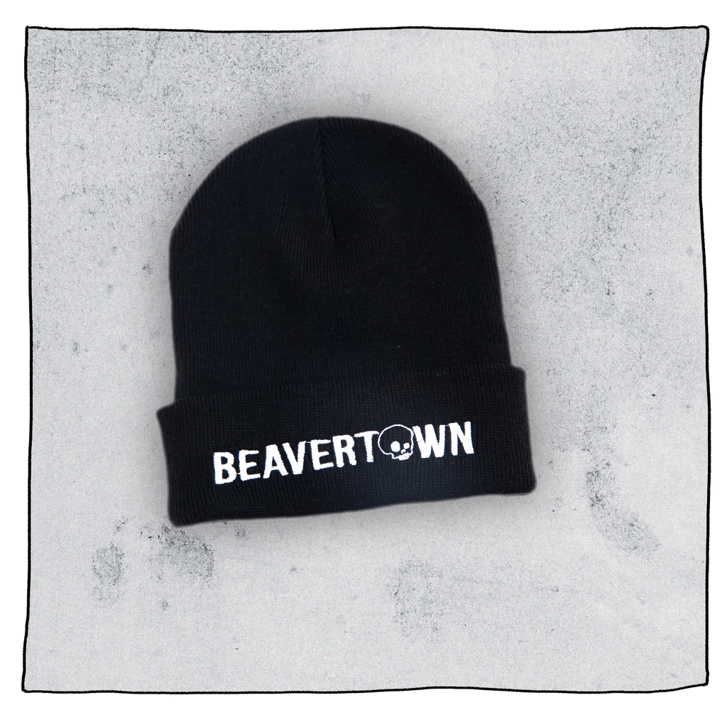 Beavertown Beanie in Black