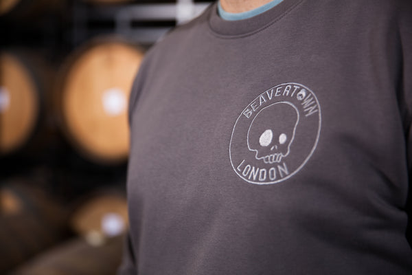 Beavertown London Sweatshirt  - Grey