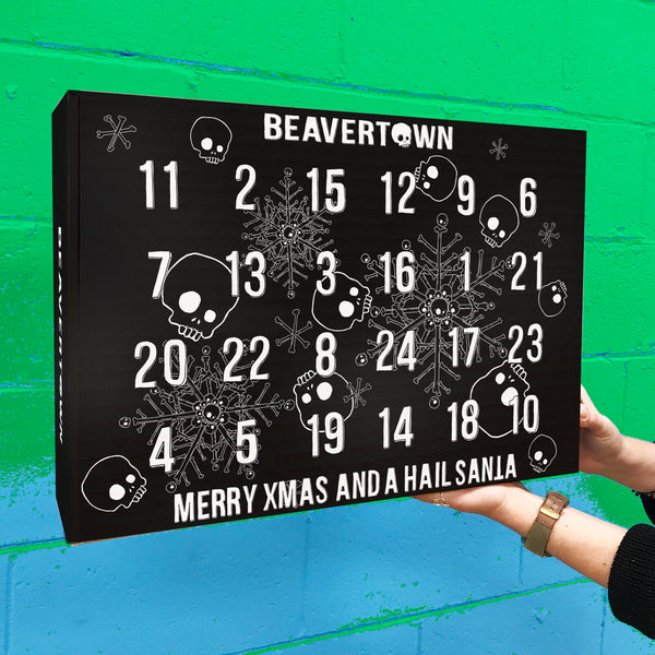 Beavertown Advent Calendar