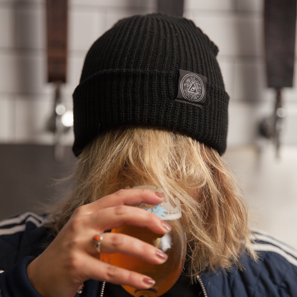Black Beavertown Beanie - Hat