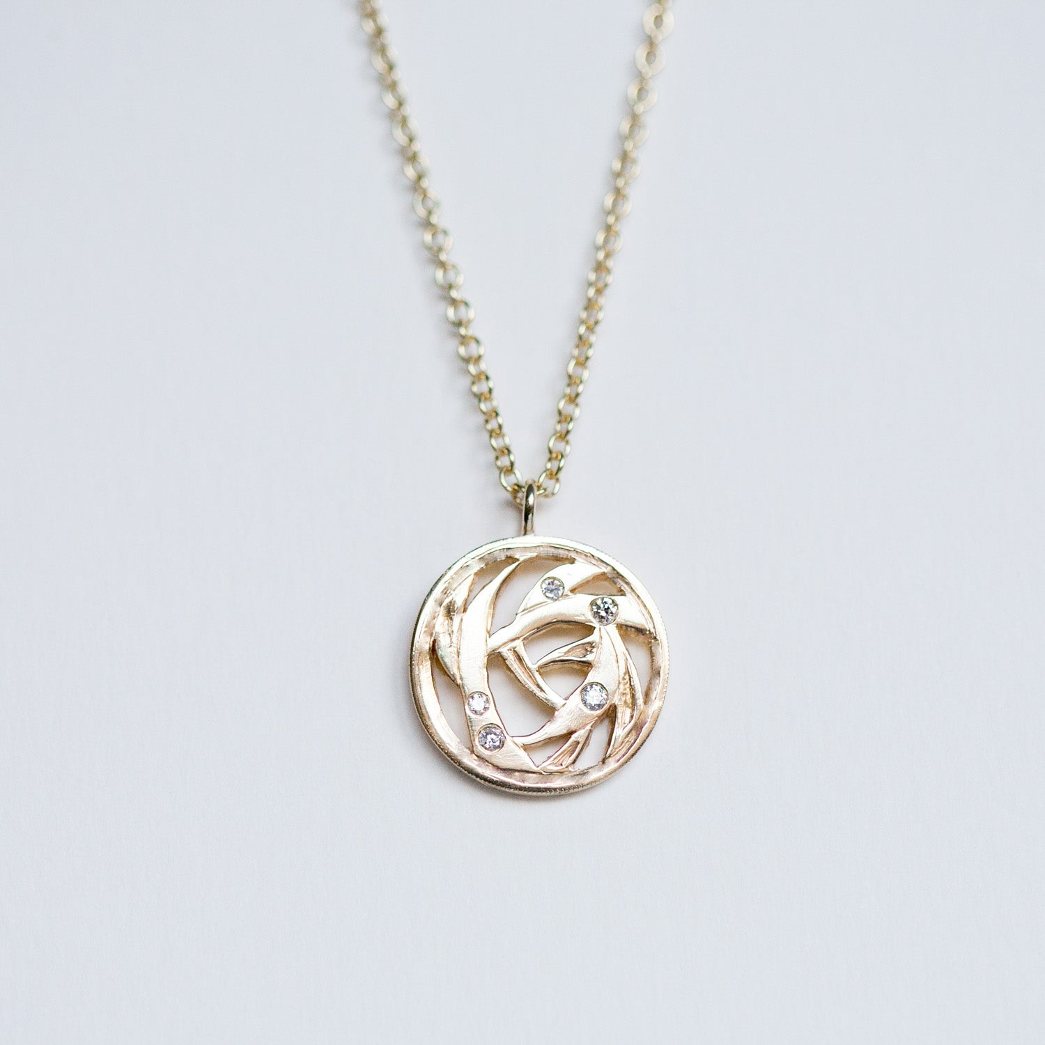 Intersteller necklace