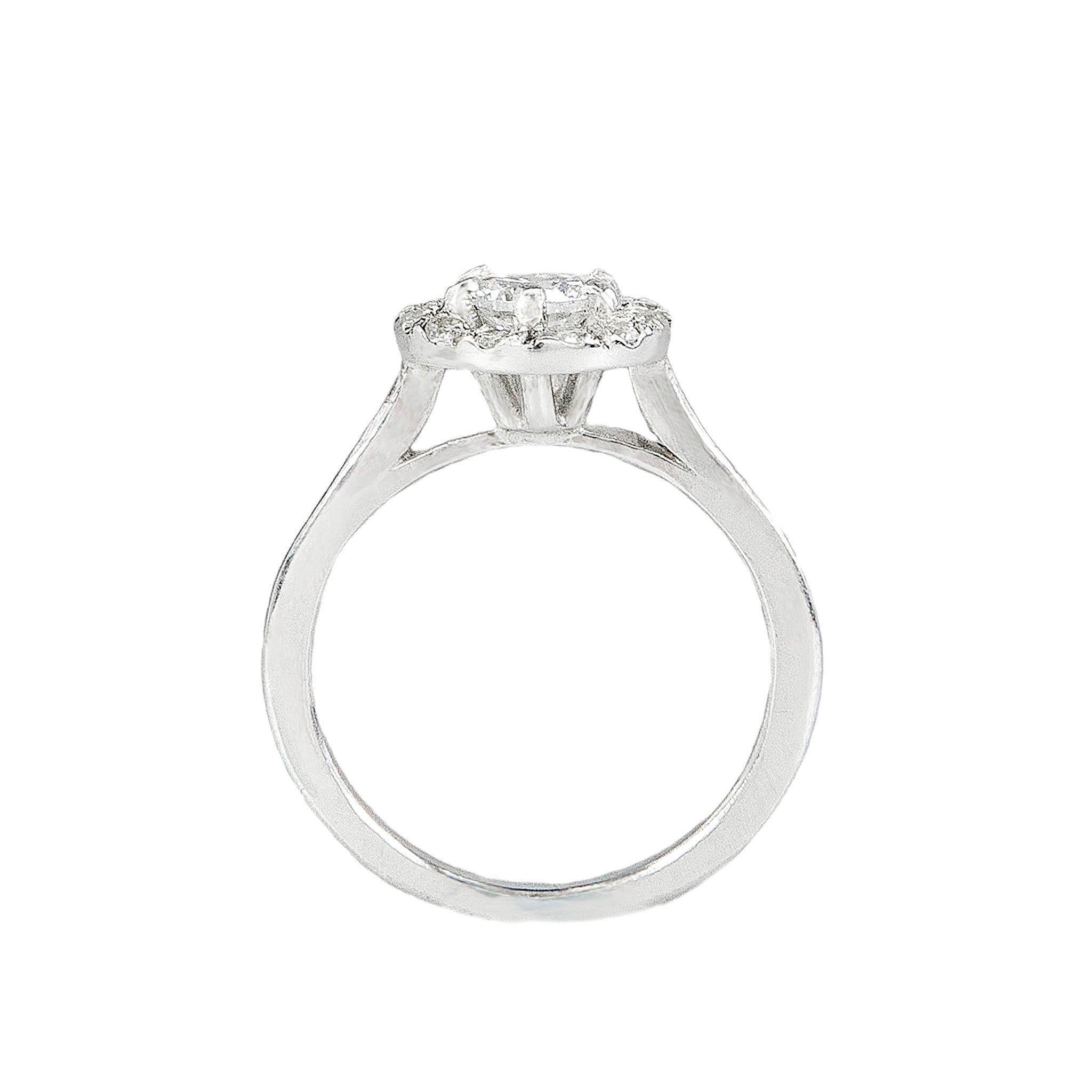 ring prong rings collections wedding gold products diamond engagement white set ct halo criss platinum cross