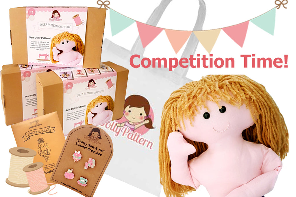WIN a Dolly making kit, Project bag and more!
