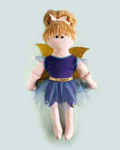 Fairy Rag Doll sewing pattern Dolly Pattern