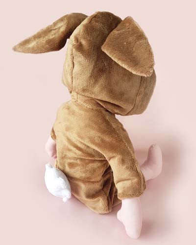 make a rag doll and bunny rabbit costume Dolly Pattern 3
