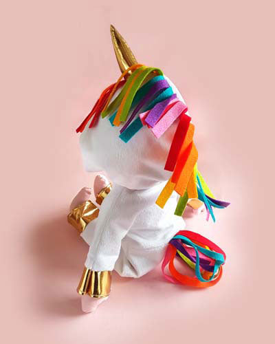 sew a unicorn doll pattern