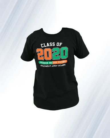 Class of 2020 Senior Shirt (Cash Only)