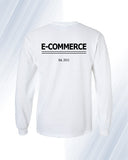White E-Commerce T-Shirt