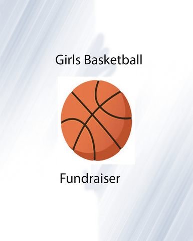 Girl's Basketball Fundraiser