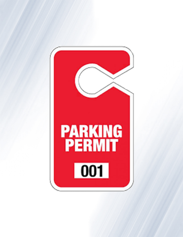 Parking Tag 2020-2021