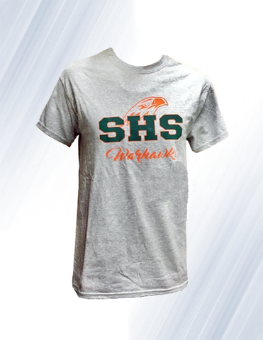 PTSA Light Grey Short Sleeve