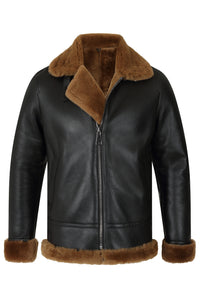 The Buckley | Toffee Shearling