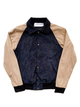 The Varsity | Blue Suede