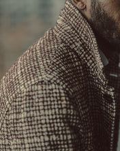 ARCHIVE 005 - The Hawley - Houndstooth Wool Blanket Over-Shirt