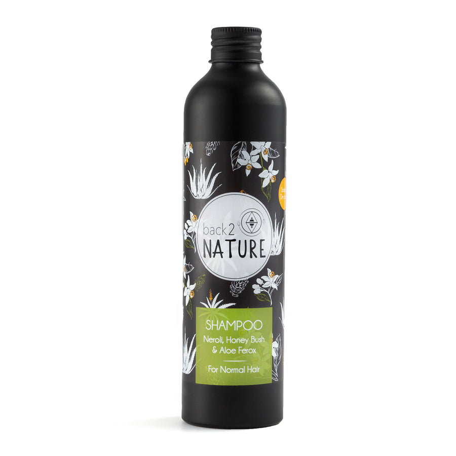 Nature's Shampoo, 270ml - Neroli, Honey Bush & Aloe Ferox