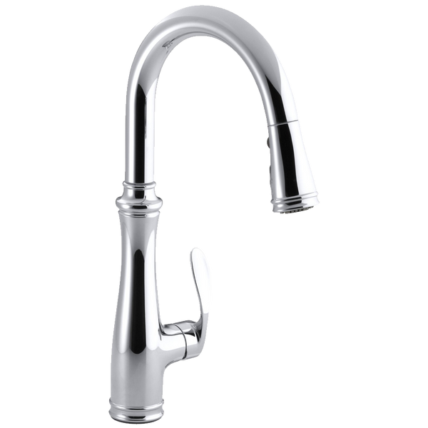 Kohler K-560-VS Bellera Pull-Down Kitchen Faucet