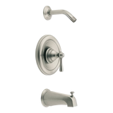 Moen T2 3NHAZ-25 0 Kingsley Posi-Temp Tub and Shower Trim Kit with Valve