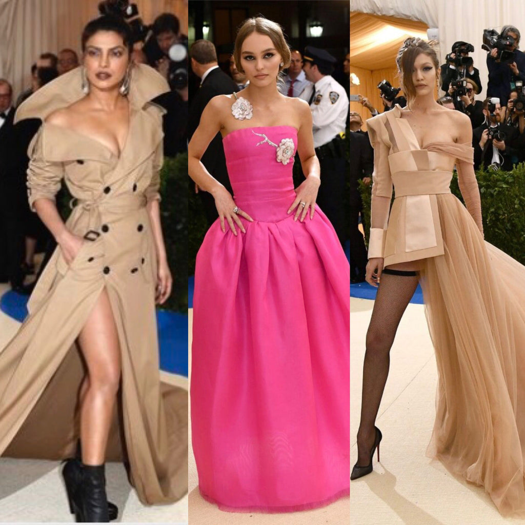 The Met Gala 2017 Colour Inspiration