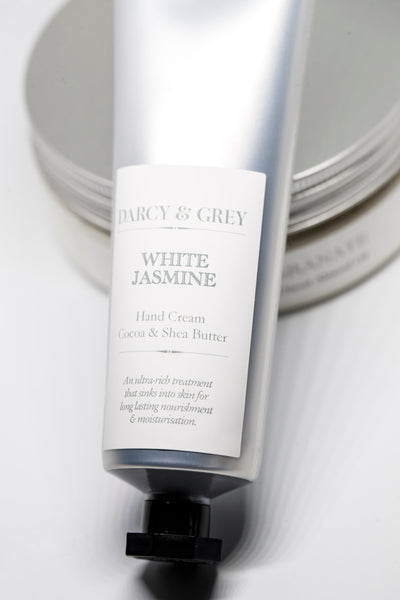 Hand Cream - White Jasmine - m-use