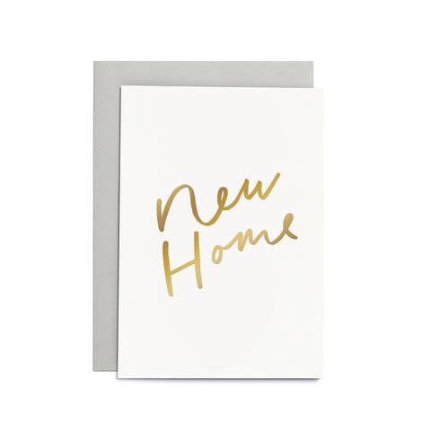 New Home - small card - m-use