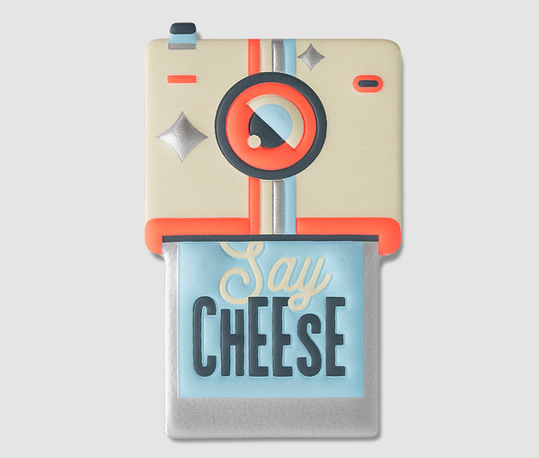 Say Cheese - Sticker - m-use