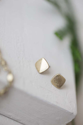 Emily Earrings - gold - m-use