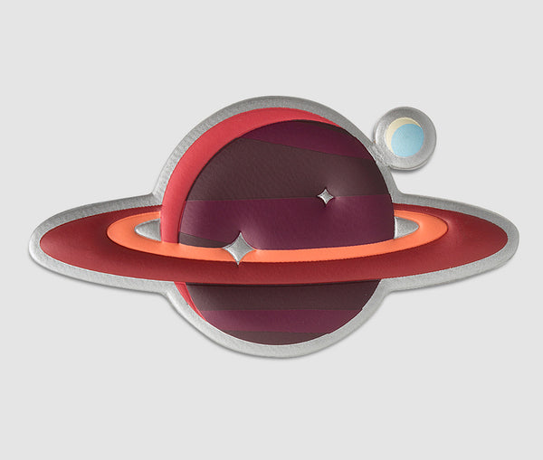 Planet - sticker - m-use