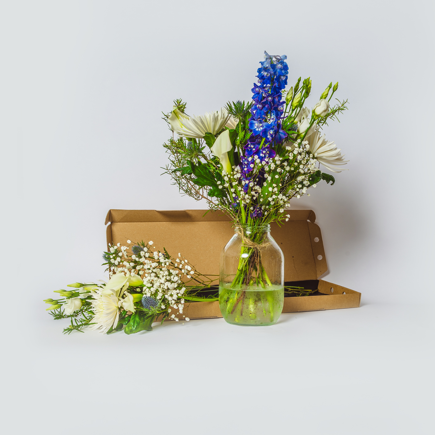 The Logan Bouquet | Send Flowers UK wide | The Secret Flower Club