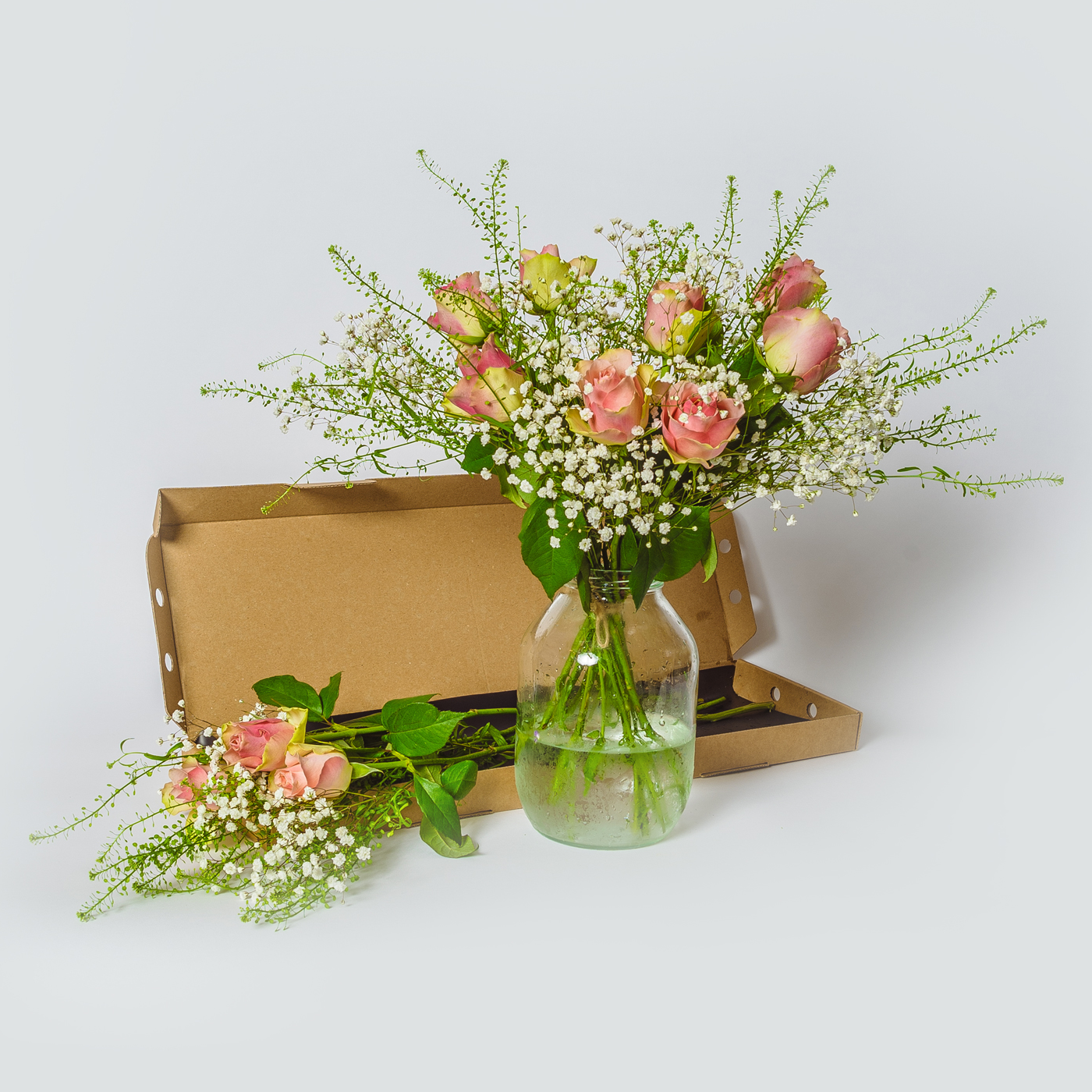 The Makenzie Bouquet | Send Flowers UK wide | The Secret Flower Club