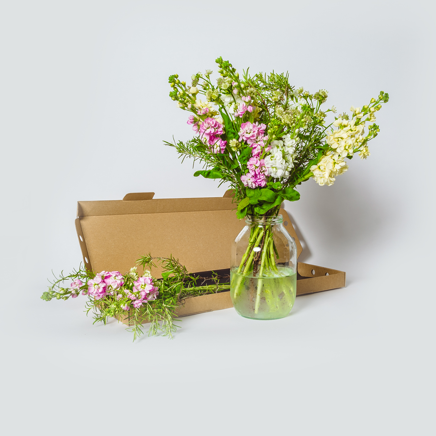 The Harper Bouquet | Send flowers UK wide | The Secret Flower Club