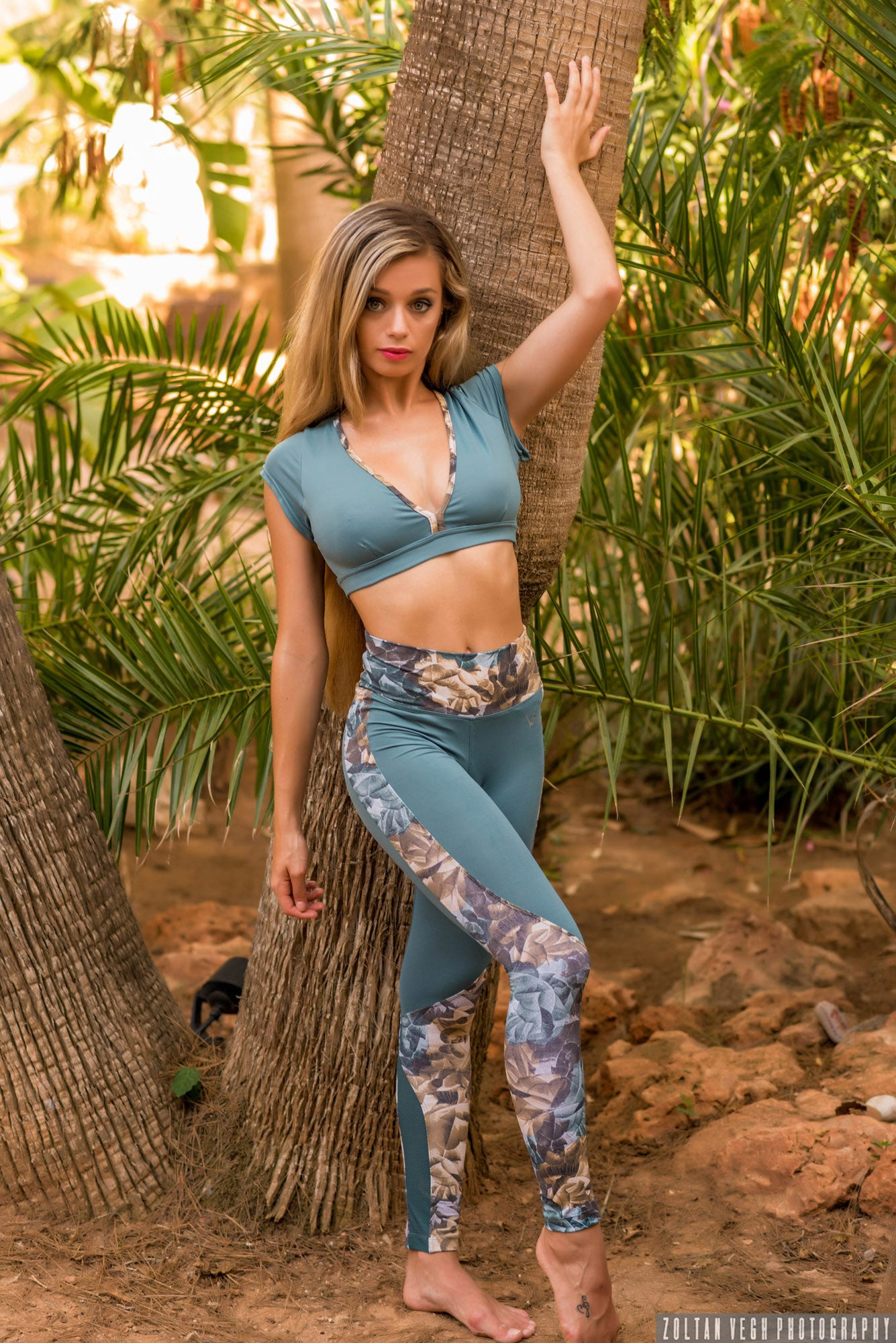 NATURE LEGGING