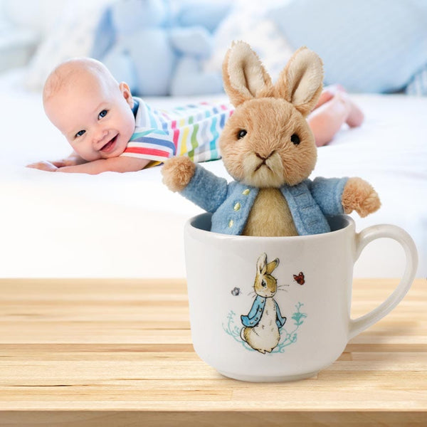 Peter Rabbit themed baby presents that are a right royal treat!