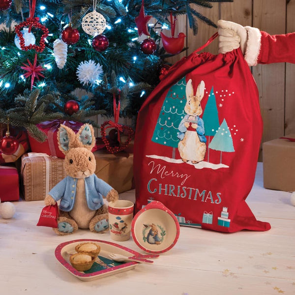 Celebrate Christmas the Peter Rabbit way…