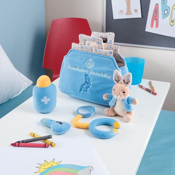 New and exclusive Peter Rabbit items launched in support of Great Ormond Street Hospital Children's Charity