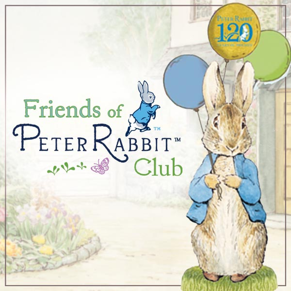 Friends of Peter Rabbit Club