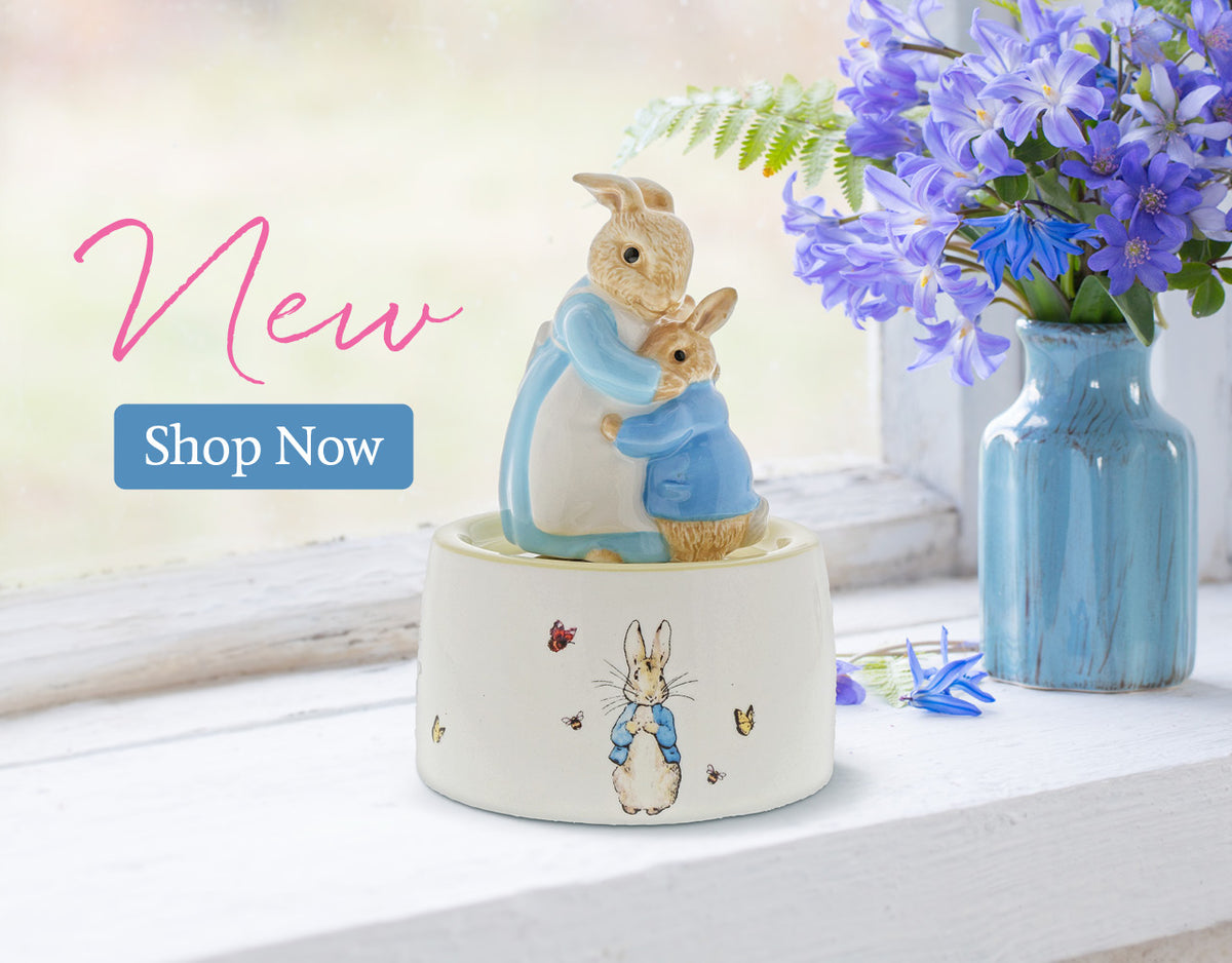 NEW from Beatrix Potter Gifts by Enesco
